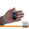 فلش مموری چرمی دکمه ایButton leather