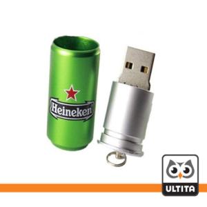 فلش مموری قوطی Heineken