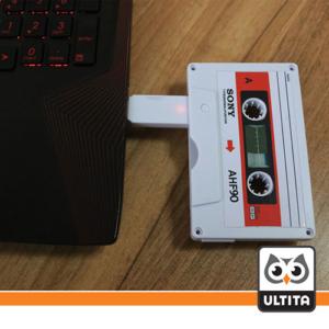 فلش مموری نوار کاست Cassette Tape