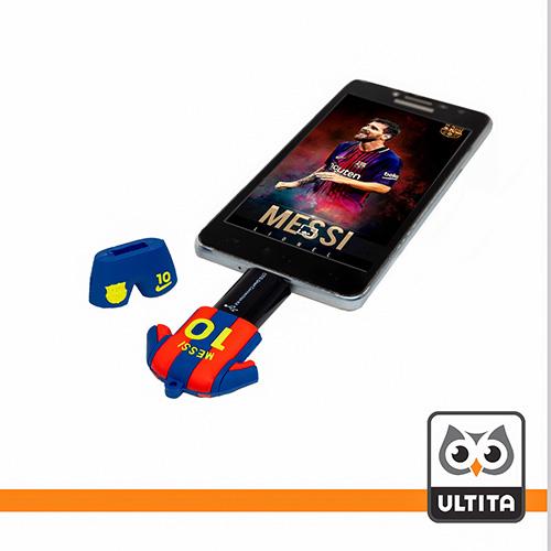 فلش مموری لباس مسی Barcelona Messi