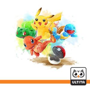 فلش مموری پیکاچو Pokemon-Pikachu