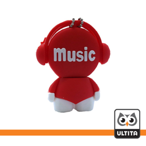 فلش مموری موزیک من Music Man PVC