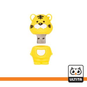 فلش مموری ببر زرد Yellow Tiger