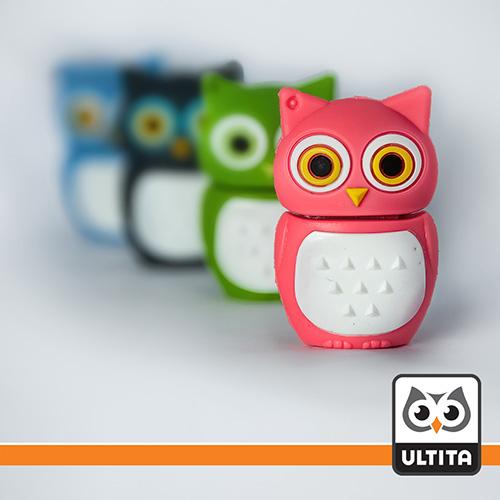فلش مموری جغد OWL-PVC