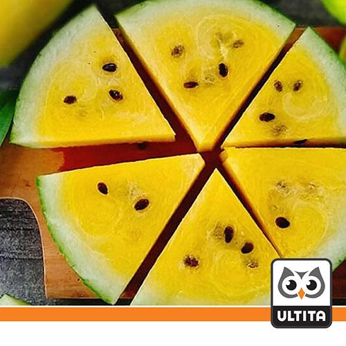 فلش مموری هندوانه زرد Yellow Watermelon