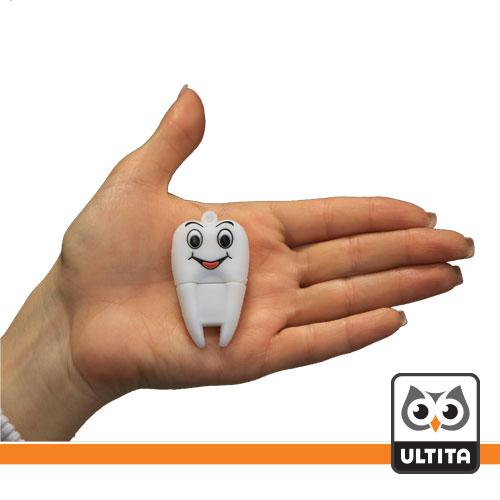 فلش مموری دندان فانتزی Tooth
